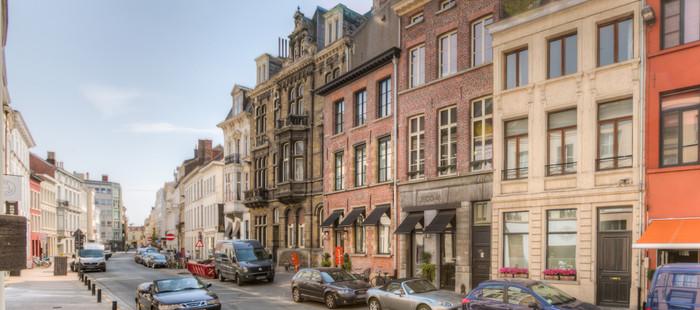 Hedendaagse woning op top locatie in hartje Gent
