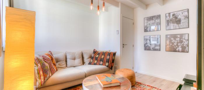 5 Pittoreske woningen gelegen in de buurt van de Coupure en Lindelei in centrum Gent