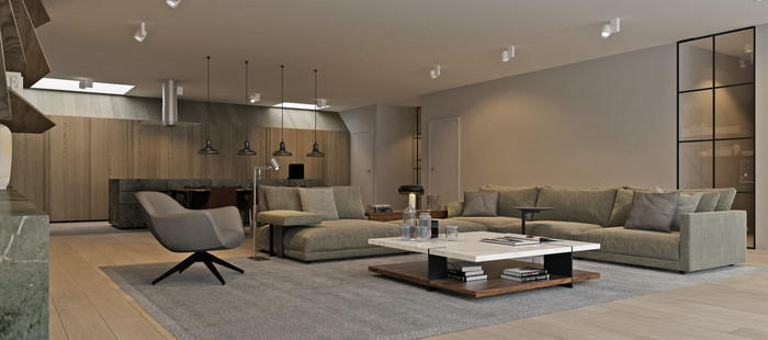 Aanbod moyabell for Design appartement gent