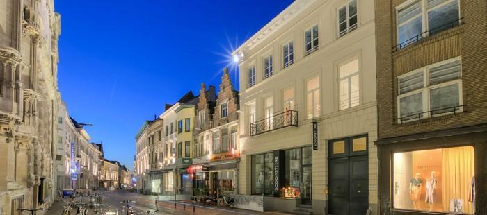 Klassevol appartement met 2 terrassen in de kuip van Gent