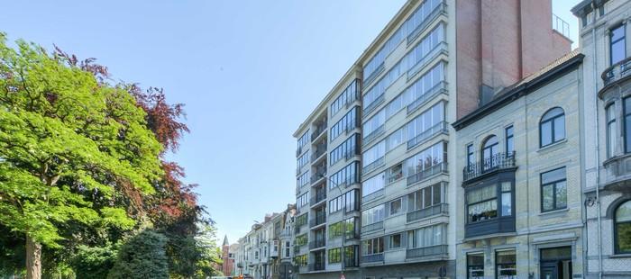 Duplex appartement met zicht op het Muinkpark en het Zuidpark