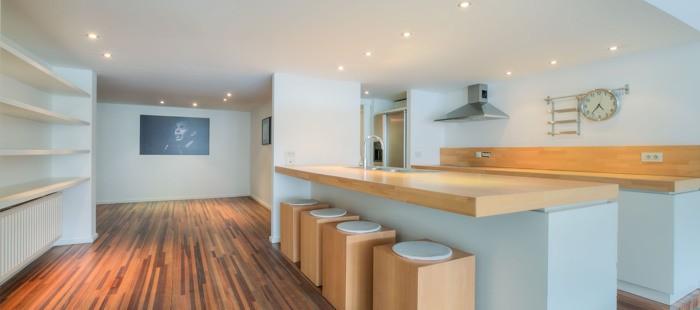 Riante loft van 180 m2 te Gent
