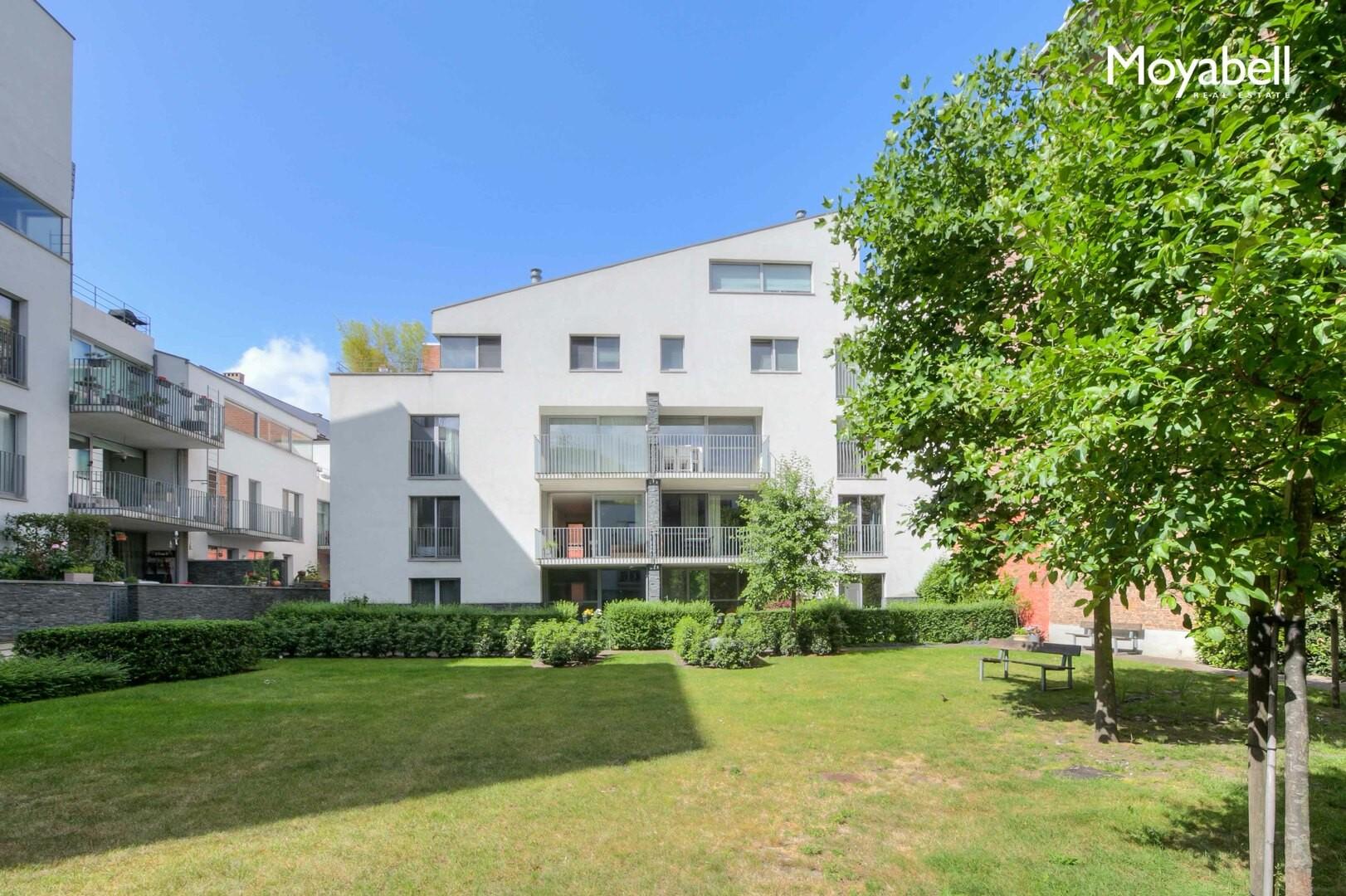 Top gelegen modern appartement in het historisch centrum van Antwerpen