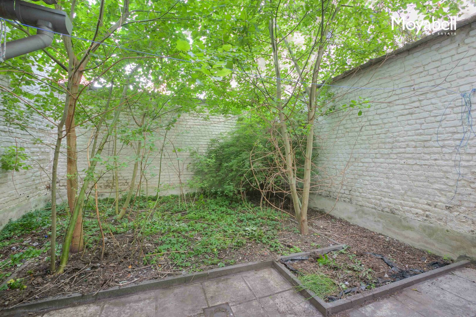 Top gelegen neoclassicistisch herenhuis met tuin te Gent