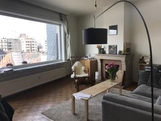 Verkocht in 1 dag ! Penthouse met 60 m2 terras in centrum Gent nabij het zuidpark