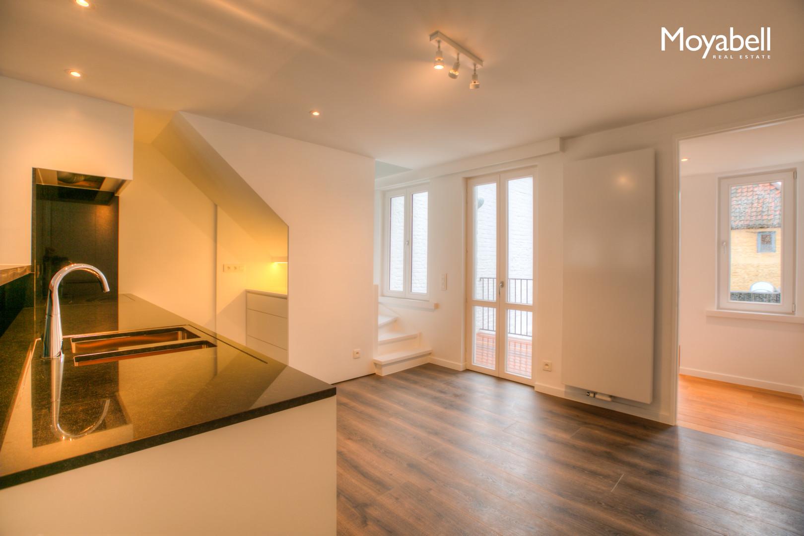 Luxueus appartement in hartje Gent
