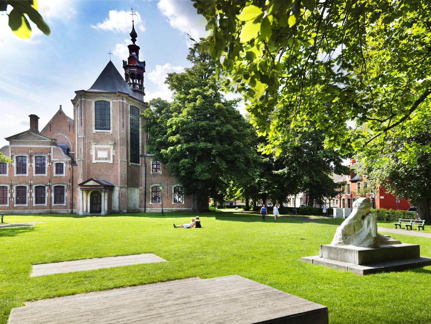 Sltijlvol wonen in het Sint-Elisabeth Begijnhof
