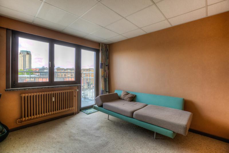 Ruim appartement met adembenemend uitzicht.