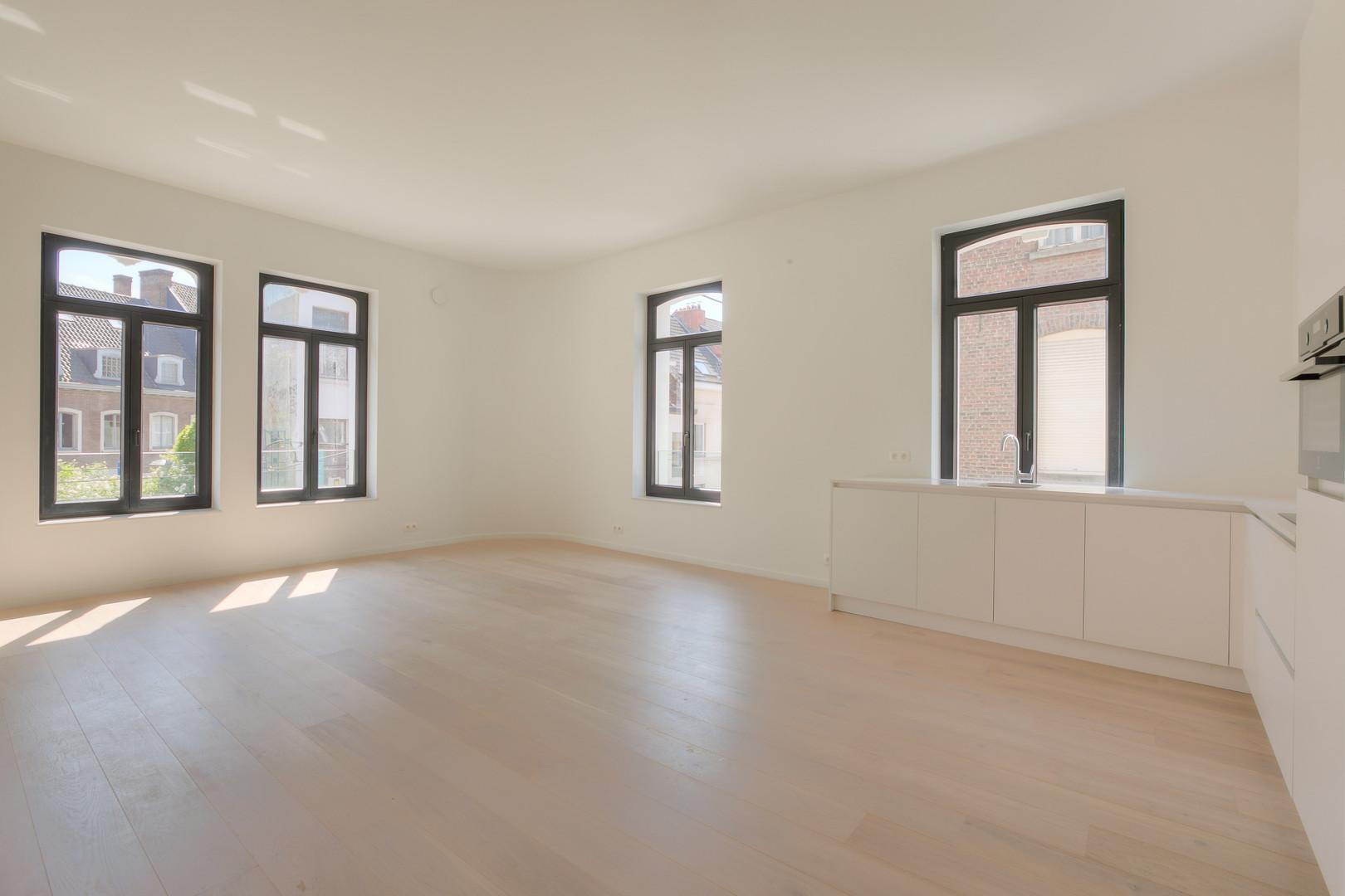 Exclusief nieuwbouw appartement in de kuip van Gent