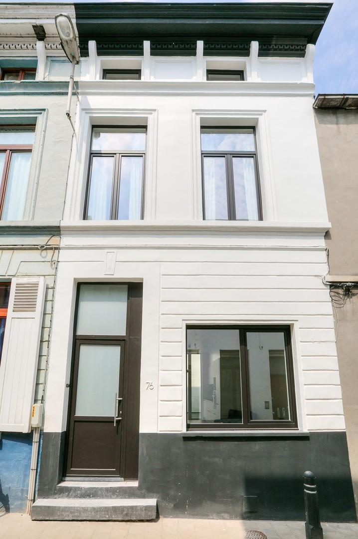 Top gelegen woning in centrum Gent
