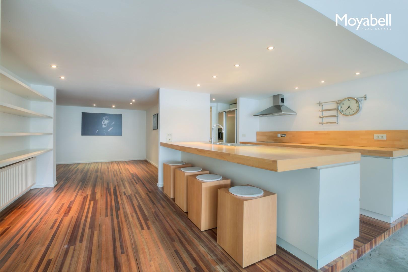 Riante loft van 235 m2 te Gent